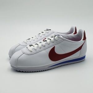 New Nike Women's Classic Cortez Leather Shoes